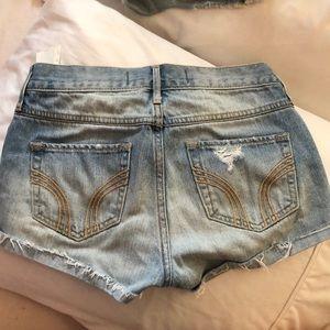 Size 3 Hollister Shorts